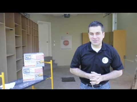 Époxy pour plancher de garage : Comment l'appliquer