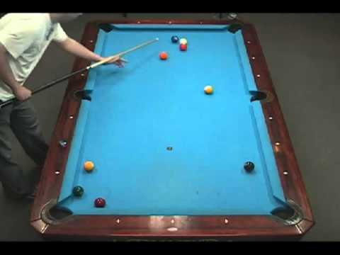 Earl Strickland vs Matt Hojnowski