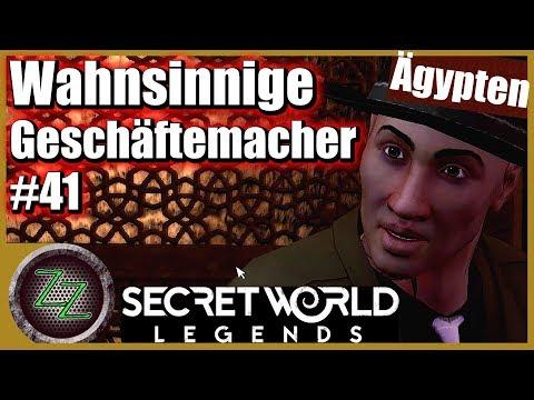 Secret World Legends #41 Schwarze Sonne, roter Sand 10 bis 11. Üble Gegend - gameplay german deutsch