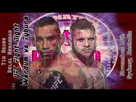 UFC Sydney: Werdum vs. Tybura 6th Round post-fight show