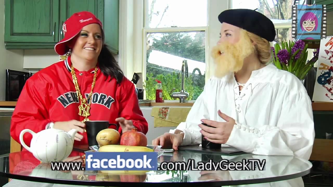 Lady Geek Tv Series 3 Episode 3 Youtube
