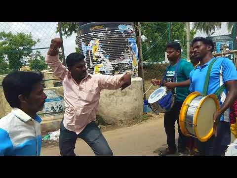 Thara Local Chennai Savu kuthu Dance || South Madras Savu kuthu Dance || Death Dance