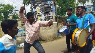 Thara Local Chennai Savu kuthu Dance    South Madras Savu kuthu Dance    Death Dance