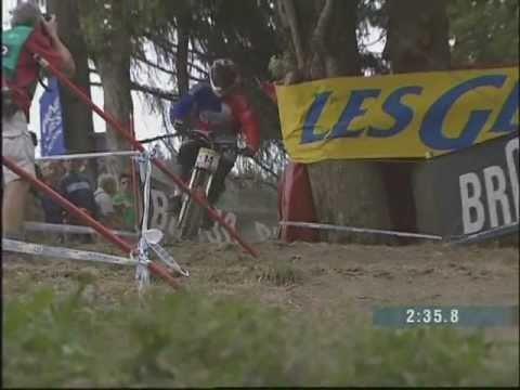 Championnats du Monde VTT 2004 - part. 1/4 (version longue)