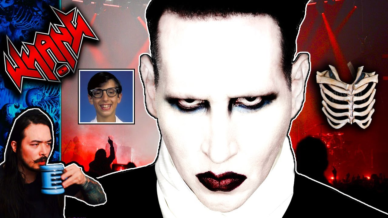 Marilyn Manson Had His Ribs Removed to Blow Himself and Other Urban Legends