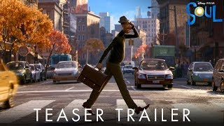 Soul | Official Teaser Trailer | Disney and Pixar