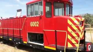 Rail Power Tech. Hybrid Locomotive on GovLiquidation.com