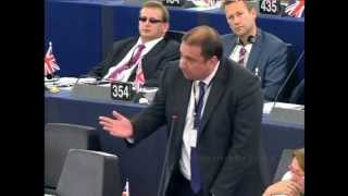 Socialism bankrupting the future - Bill Etheridge MEP @UKIP