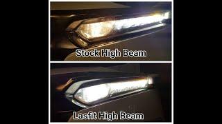 Change High Beam 2018 Honda Accord Sport