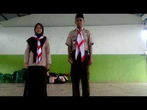Senam sipong pong - scout smk SA ( Aristu pranata & Maulia khafidhoh )