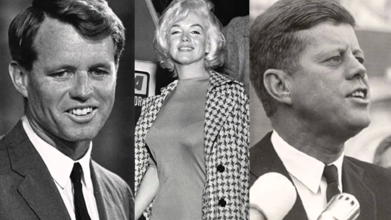 Did kennedy have sex with monroe