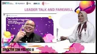 PELINDO III PMMB: after movie farewell