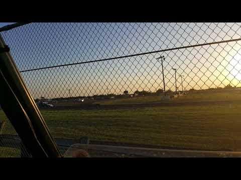Superbowl Speedway Econo mod hot laps