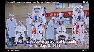 20 years of China