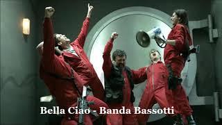 Música italiana La casa de papel - Bella Ciao