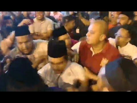 Kecoh Di Luar PWTC - Sambutan Ulangtahun UMNO KE 72