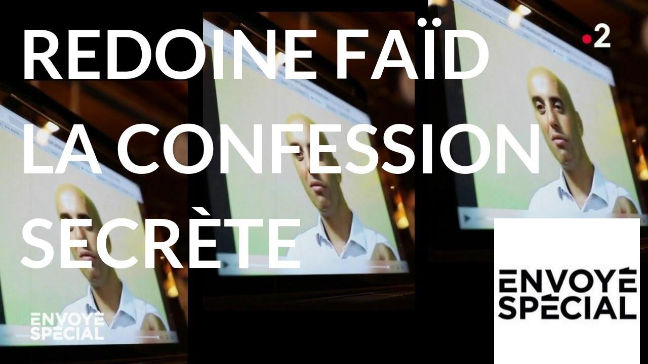 Envoyé spécial. Redoine Faïd : la confession secrète - 11 octobre 2018 (France 2)