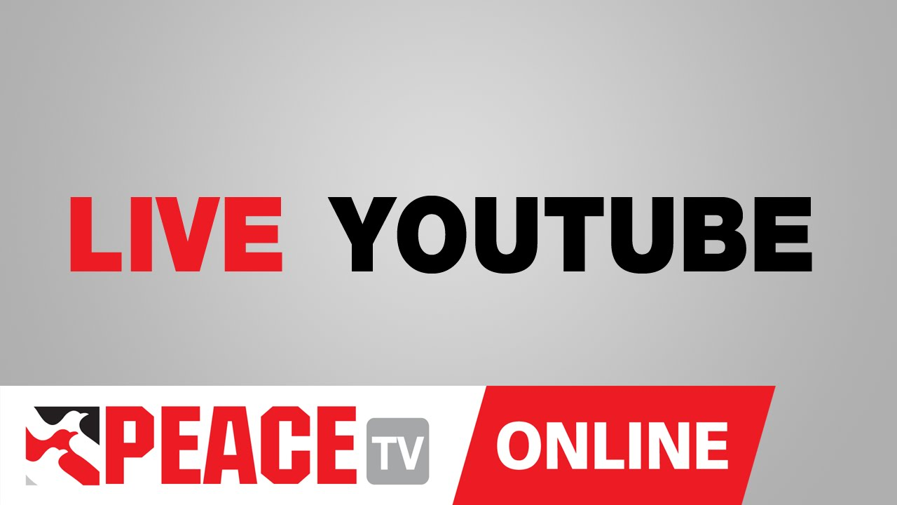 PEACE TV ONLINE - YouTube