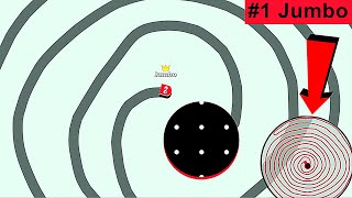 Paper.io 2 INSTANT WIN!!! Circling The Entire Map in Paperio 2 (100%)