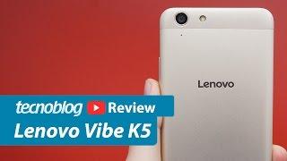 lenovo Vibe K5 - Review Tecnoblog