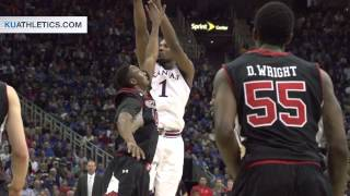 Kansas vs. Utah // Kansas Basketball // 12.13.14