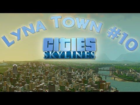 Cities skylines lyna town 7 funnydog tv for Casa moderna lyna