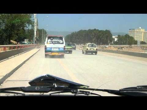 Zero Point Interchange Islamabad (Under construction) 20-9-10