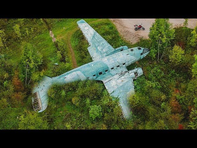 ABANDONED Planes Around The World!