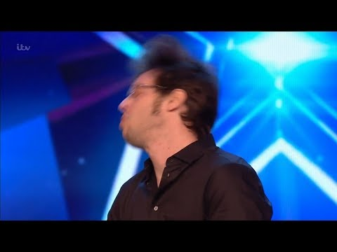 Britain's Got Talent 2019 Guy First Full Audition S13E02