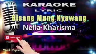 Bisane Mung Nyawang Karaoke Tanpa Vokal