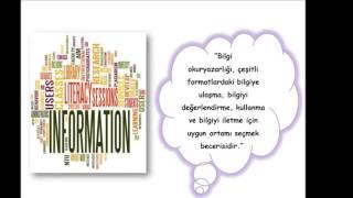 Bilgi okuryazarlığı nedir