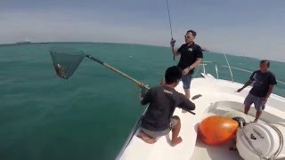 Ocean Jumanji Singapore Fishing Trip Feb...