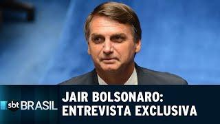 Jair Bolsonaro fala sobre polêmicas em entrevista exclusiva ao SBT | SBT (16/10/18)