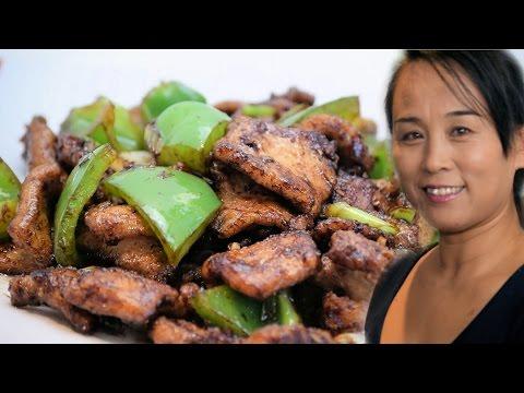 Peking Pork Recipe (Chinese Style Stir-Fry) Cooking Recipe