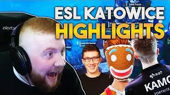 ESL KATOWICE SOLO HIGHLIGHTS   500,000 Turnier   Fortnite Battle Royale