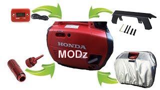 Pimp your New Honda EU2200i Generator Upgrades and Mods