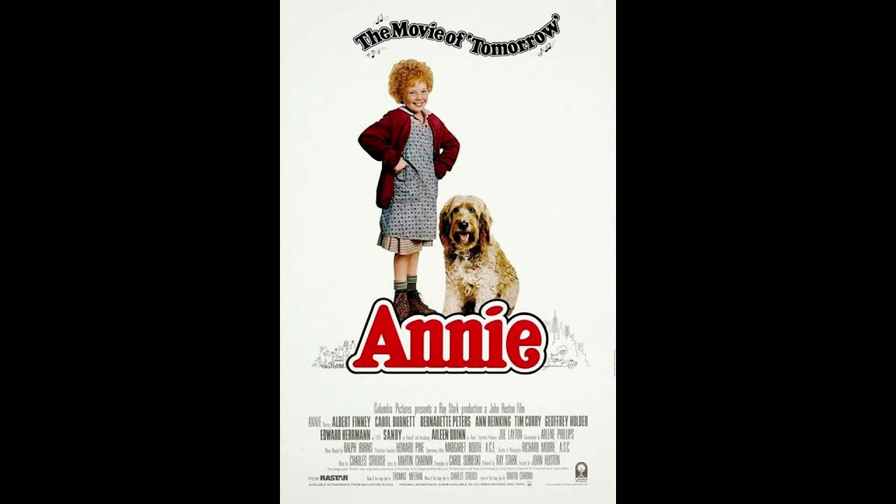 Download Seeing an Annie 1982 4K Ultra HD Release Blog Podcast #shorts #blog