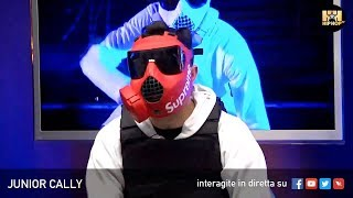 JUNIOR CALLY ☣️ LIVE SU HIP HOP TV 👊🏻📲