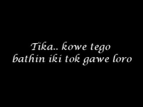 Ambyar Atiku Goes P A Y Ft Dewi Rantina Youtube