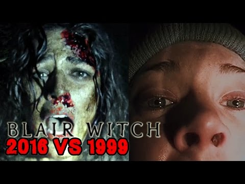 an analysis of the horror movie the blair witch View homework help - scene analysis blair witch project from english 196 at lehigh university during the scene, they decide to not make a fire and have no light on as they sleep tags light, horror film.
