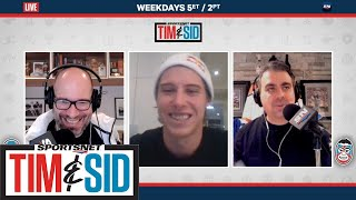 Marner Is Hopeful For An NHL Season & Likes The Leafs' Offseason Additions | Tim & Sid