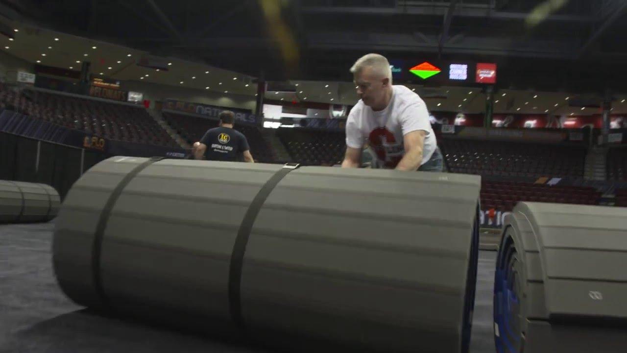 cheer flex x ez gym mat competition mats