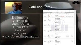 Forex con Café del 13 de Noviembre 2017