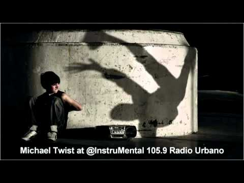 BBOYIING BREAK DANCE OLD SCHOOL HIP HOP NEW FUNK InstruMENTAL MICHAEL TWIST at 105.9 Radio Urbano
