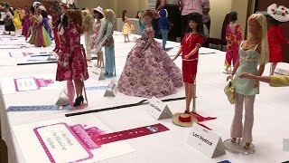 US fans gather for national Barbie convention