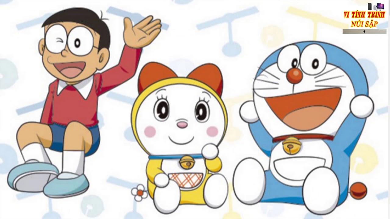 V¬ Sao Dorami L Em Gái Cá §a Doraemon Ä'Æ°á £c ドラミ