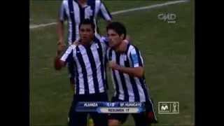 resumen alianza vs sport huancayo 1 0 20 julio descentralizado peruano