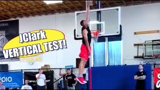 Jonathan Clark Reaches OVER 12ft at Dunk Camp!! *Dunk Show Preview*