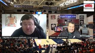 Rightside of Campus Sports Betting Show 11/18/19