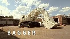 Dokumentation - Bagger - Giganten der Baustelle